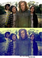 We the kings by mmmzombieface
