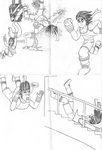 Parkour Action Poses by MAJORA64