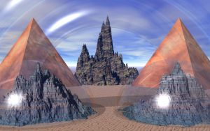 The Pyramids of Pern by Don64738