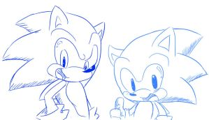 Sonic Generations by HearlessSoul
