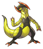 Haxorus by arkeis-pokemon