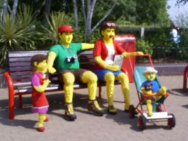 Lego Family. by 3moFairee2007