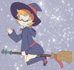 Little witch academia: Lotte by HTFWhiskersthecat