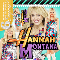 Hannah Montana png pack by diamondlightart
