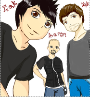 Ghost Adventures Crew by Ki-Images
