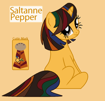 Saltanne Pepper by SJArt117