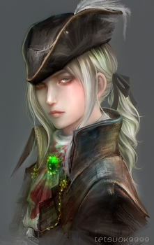 lady maria by tetsuok9999