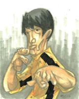 BRUCE LEE by leagueof1