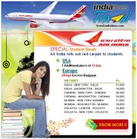 airline Mailer by webiant