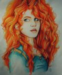 Merida by JulietEssence