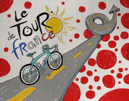 Le Tour De France 2015 Climbe by alperdurmaz