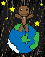 This is your world Sackboy by Sandman-Ivan