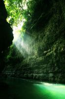 Green Canyon by yuniarko