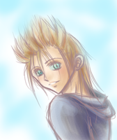 demyx doodle by TenchuuYoukai