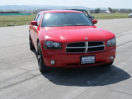 Red Charger by KateKannibal