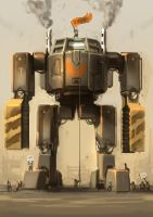mecha_sketch_0087 by ksenolog