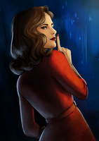 Agent Carter by Elnawen