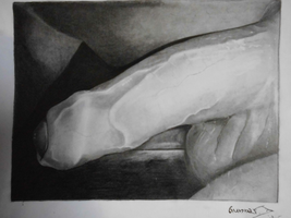 Penis( drawing) by G-Brenner