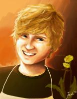 Peeta by flying-muffin