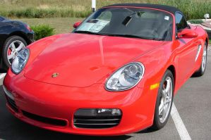 Porsche BoxsterS Convertable 5 by FantasyStock