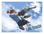 The Lone Ranger by jdcunard