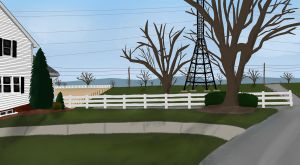 Amish country by DreamFutureAis