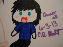 Chibi Conner by 6-9Changeling
