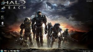 Halo Reach by iDR3AM