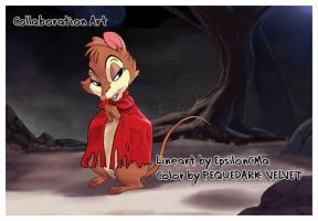 Collab .:Mrs. Brisby:. by EpsilonCMa