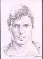 SUPERMAN : Christopher Reeve by Ianrialdi