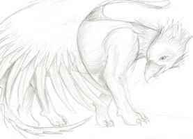 Fantastic animals with fairy3 by LadySadEyes