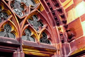 Church Window by Kemanoite