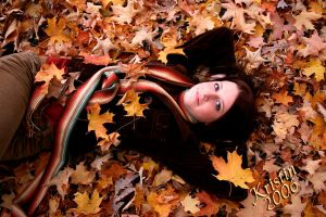 Fall Leaves by Tiffany-Joy