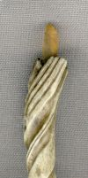 Antler Twist Pendant TQC by DonSimpson
