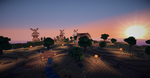 Minecraft Farmlands II by aquaarmor