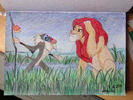 The Lion King by lilangie19