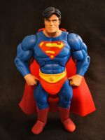 MOTUC custom Superman 3 by masterenglish