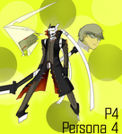 Persona 4 Personae by DeadlyObsession