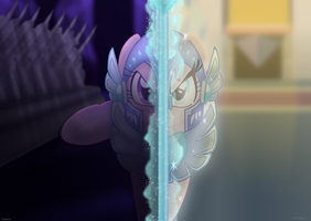 No...No I killed you! by Faith-Wolff