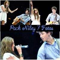 Niley Pack Pedido by MontseDeSchmidt