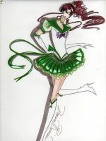 Eternal Sailor Jupiter by shadowsphere21
