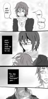SaruMi: Did you? (Part 2) by lead-and-imagination