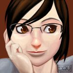 Gift Portrait by Variable-Edge