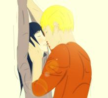 NaruHina: Fifty Shades of Grey Version by StellaWhiteney