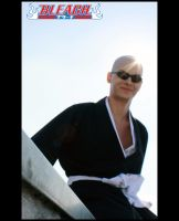 Bleach: bald head in the sun by asuKai