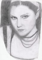 Amy Lee by cassiopeiathestrange