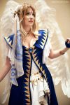 1-800-Goddess by cupcakecosplay