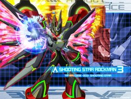 megaman starforce ultimate by ShadicZ