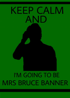 Going To Be-(Bruce Banner) by MischievousMonster