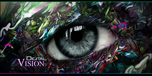 Digital Vision Signature by bobbydigital72
